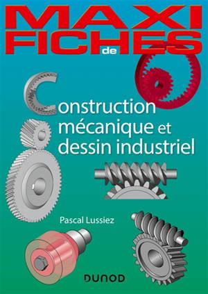 Construction mécanique et dessin industriel