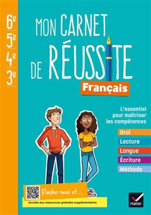 Français 6e, 5e, 4e, 3e