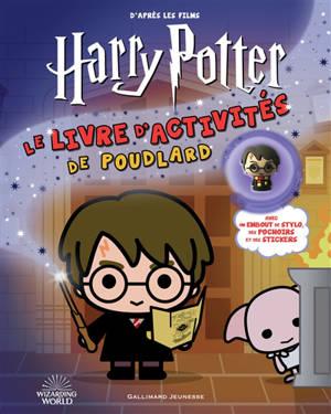 Harry Potter : le livre d'activités de Poudlard