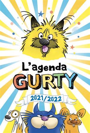 L'agenda Gurty 2021-2022