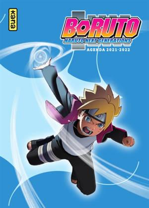 Boruto : Naruto next generations : agenda 2021-2022