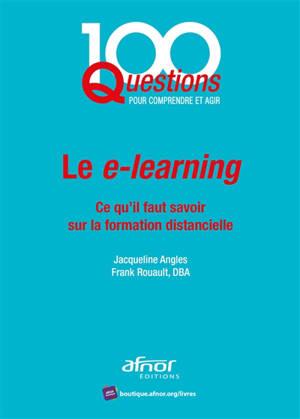 Le e-learning : ce qu'il faut savoir sur la formation distancielle