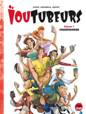 Ioutubers. Volume 1, #Hashtagwar