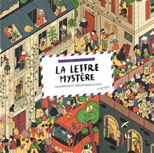 La lettre mystère : un cherche-et-trouve dans la ville
