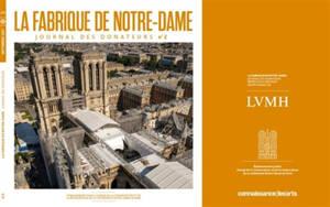 La fabrique de Notre-Dame : journal des donateurs. n° 2
