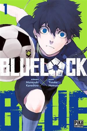 Blue lock. Volume 1