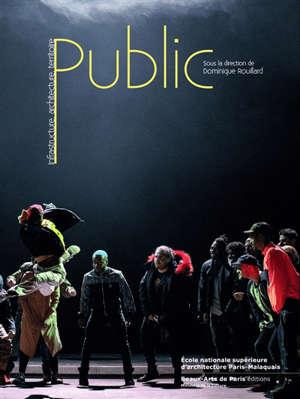 Public : infrastructure, architecture, territoire