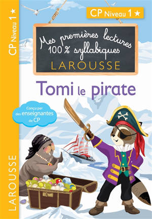 Tomi le pirate : CP, niveau 1