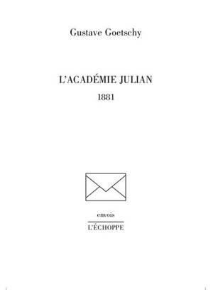 L'Académie Julian, 1881