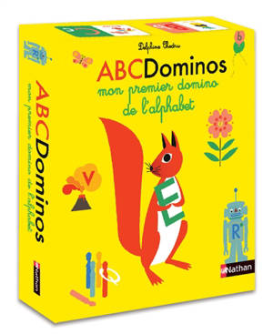 Domino de l'alphabet