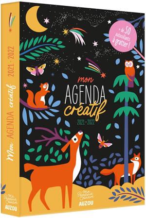 Mon agenda créatif 2021-2022
