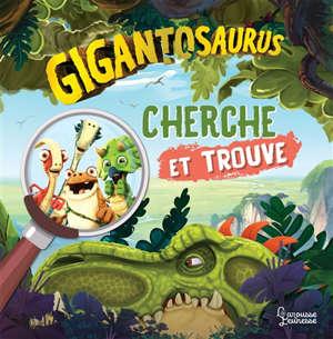 Gigantosaurus : cherche et trouve