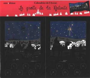 La grotte de la Nativité : calendrier de l'Avent