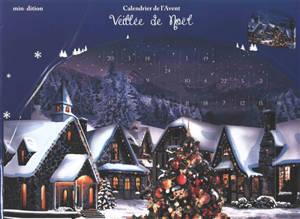 Veillée de Noël : calendrier de l'Avent