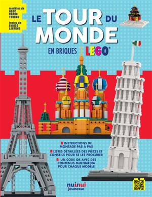 Le tour du monde en briques Lego