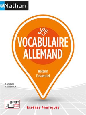 Le vocabulaire allemand : retenir l'essentiel