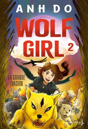 Wolf girl. Volume 2