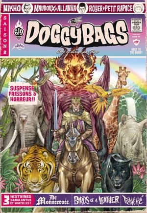 Doggy bags : saison 2 : 3 histoires sanglantes et mortelles !. Volume 17