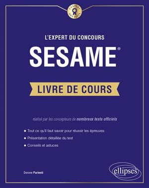 L'expert du concours Sésame : livre de cours