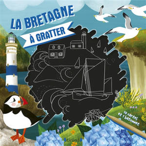 La Bretagne à gratter