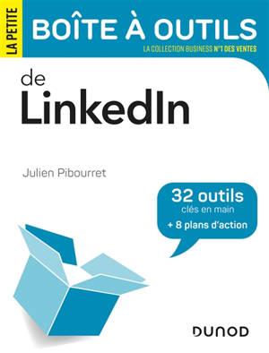 La petite boîte à outils de LinkedIn