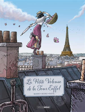 La petite voleuse de la tour Eiffel