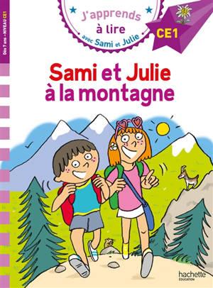 Sami et Julie à la montagne : CE1