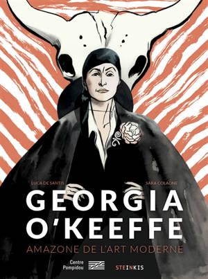 Georgia O'Keeffe : amazone de l'art moderne