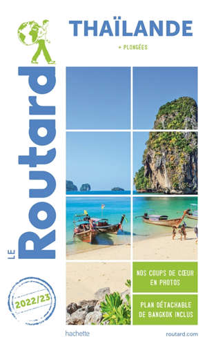 Thaïlande : + plongées : 2022-2023