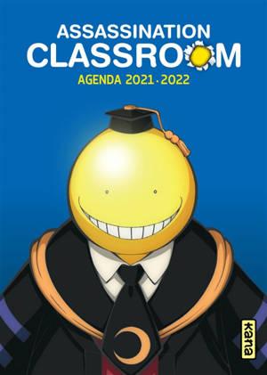 Assassination classroom : agenda 2021-2022