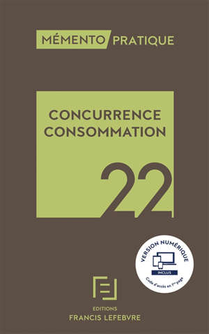 Concurrence consommation 2022