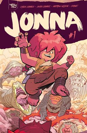 Jonna. Volume 1