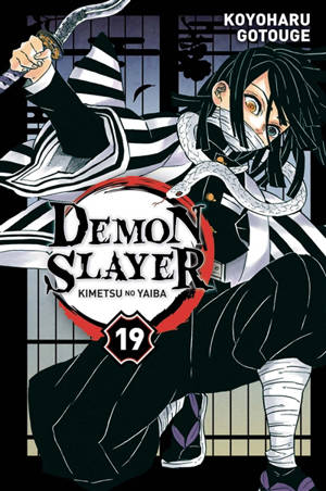 Demon slayer : Kimetsu no yaiba. Volume 19