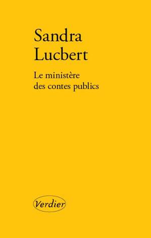 Le ministère des contes publics
