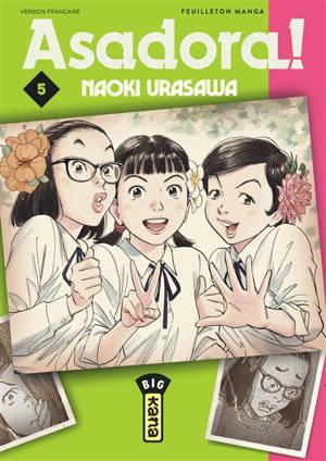 Asadora ! : feuilleton manga. Volume 5