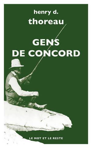 Gens de Concord