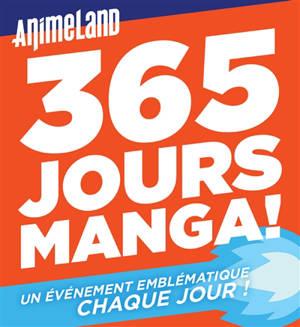 Ephéméride : 365 jours en manga : 2022
