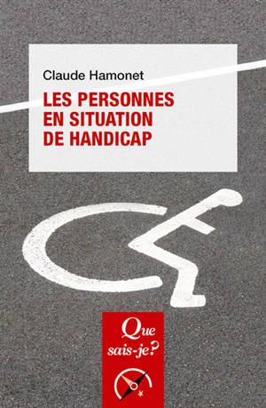 Les personnes en situation de handicap
