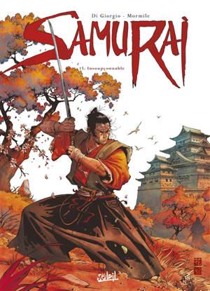Samurai. Volume 15, Insoupçonnable