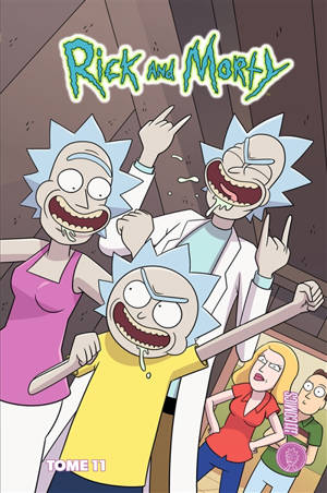 Rick and Morty. Volume 11