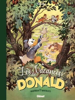 Les vacances de Donald