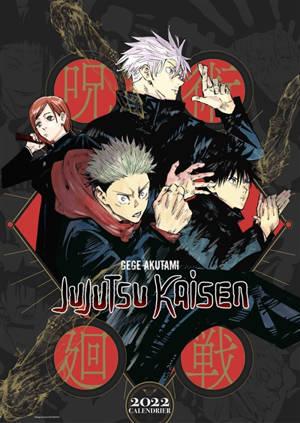 Jujutsu kaisen : calendrier 2022