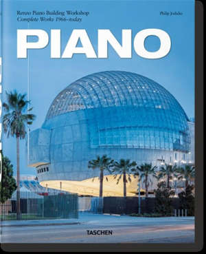 Piano : Renzo Piano Building Workshop : complete works, 1966-today