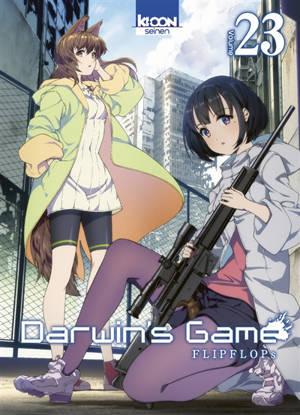 Darwin's game. Volume 23