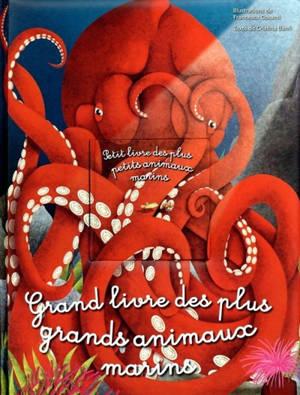 Grand livre des plus grands animaux marins