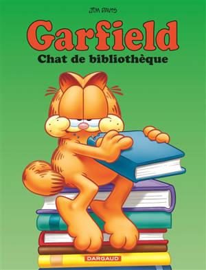 Garfield. Volume 72, Chat de bibliothèque