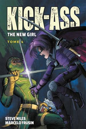 Kick-Ass : the new girl. Volume 4