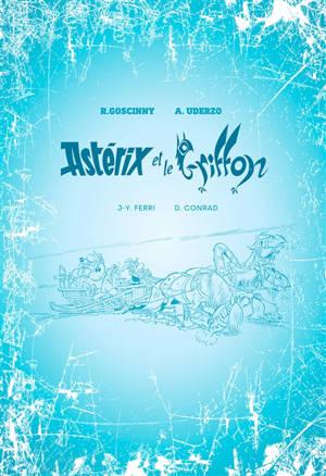 Astérix. Volume 39, Astérix et le griffon : artbook