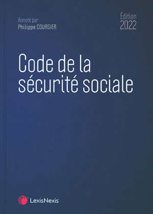Code de la Sécurité sociale 2022
