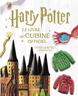 Harry Potter : le livre de cuisine officiel
